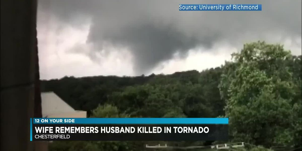 'I hope no one ever has to go through this:' Wife remember husband killed in tornado