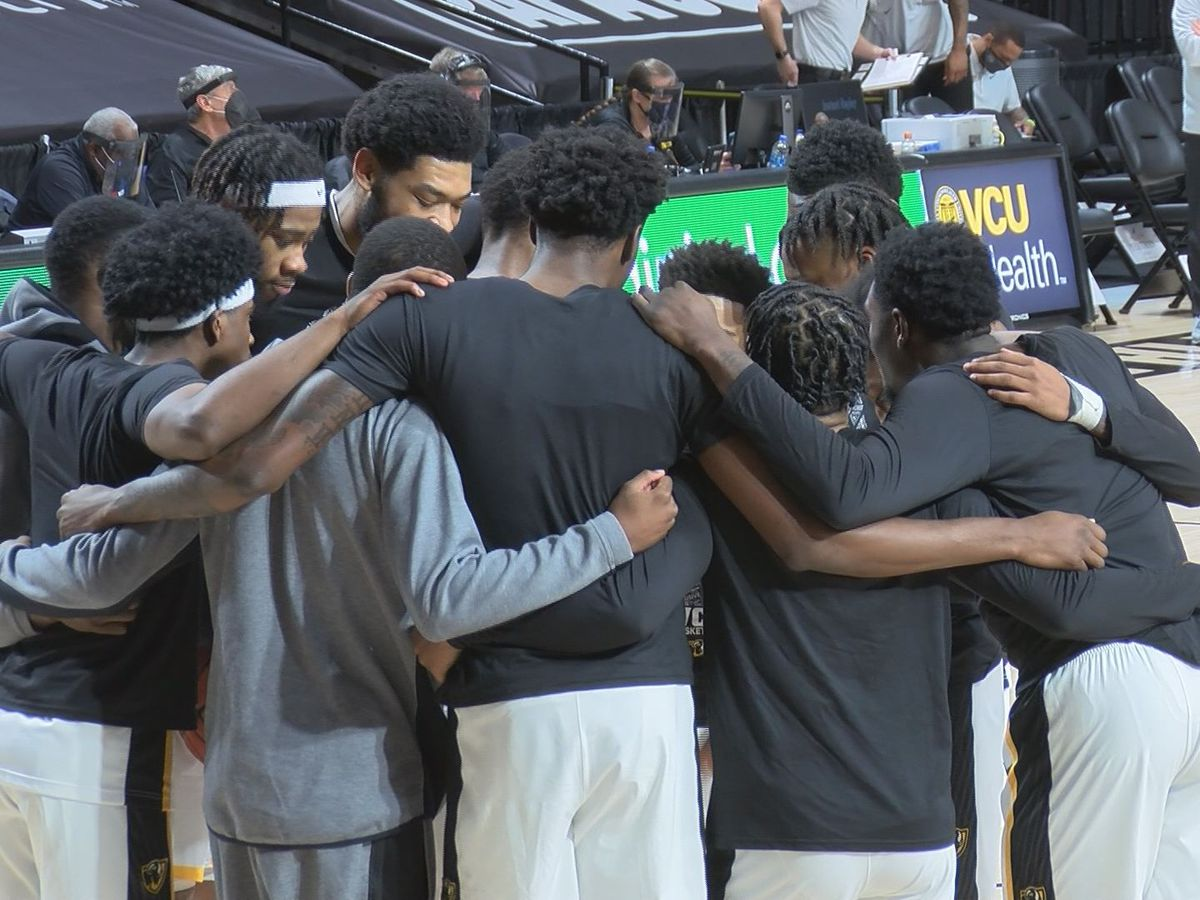 VCU's game with UMass postponed