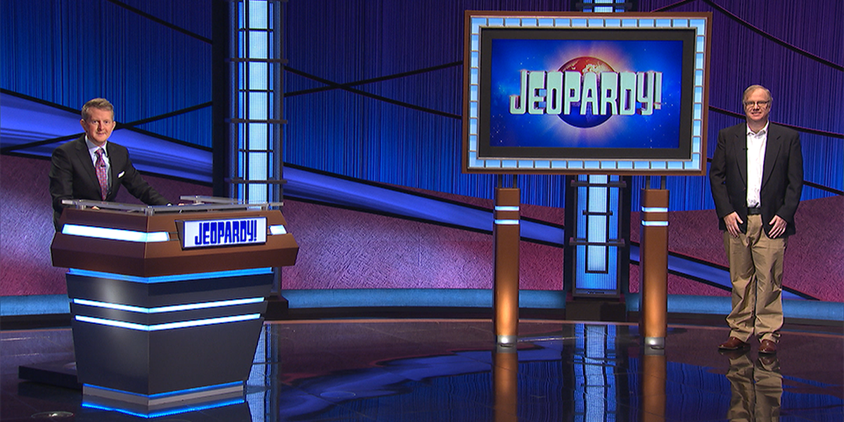 Fishersville man is the latest Jeopardy! champion