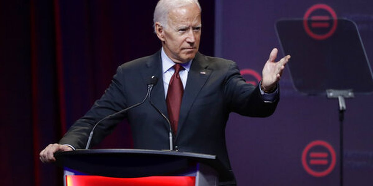 Former VP Biden coming to Richmond for fundraiser