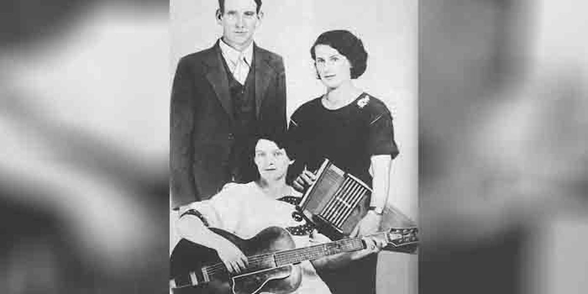 On this day: Carter Family makes its first recording