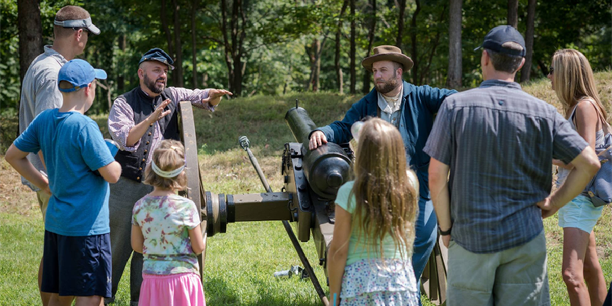 Children's history programs offered during Civil War Weekend