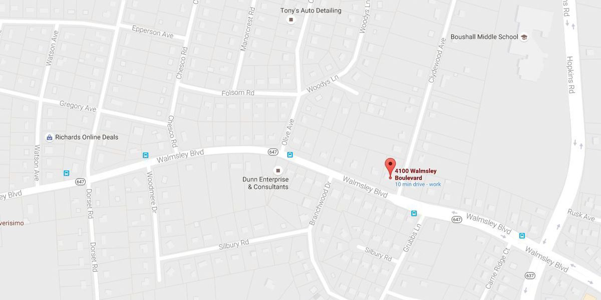 Man shot while driving in South Richmond