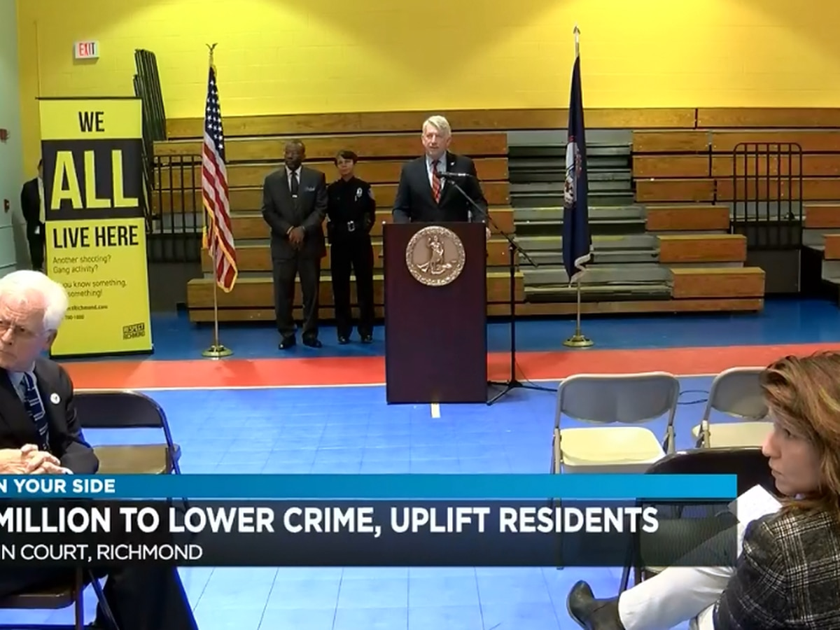 $1 million initiative launched to help reduce crime, strengthen Gilpin Court neighborhood