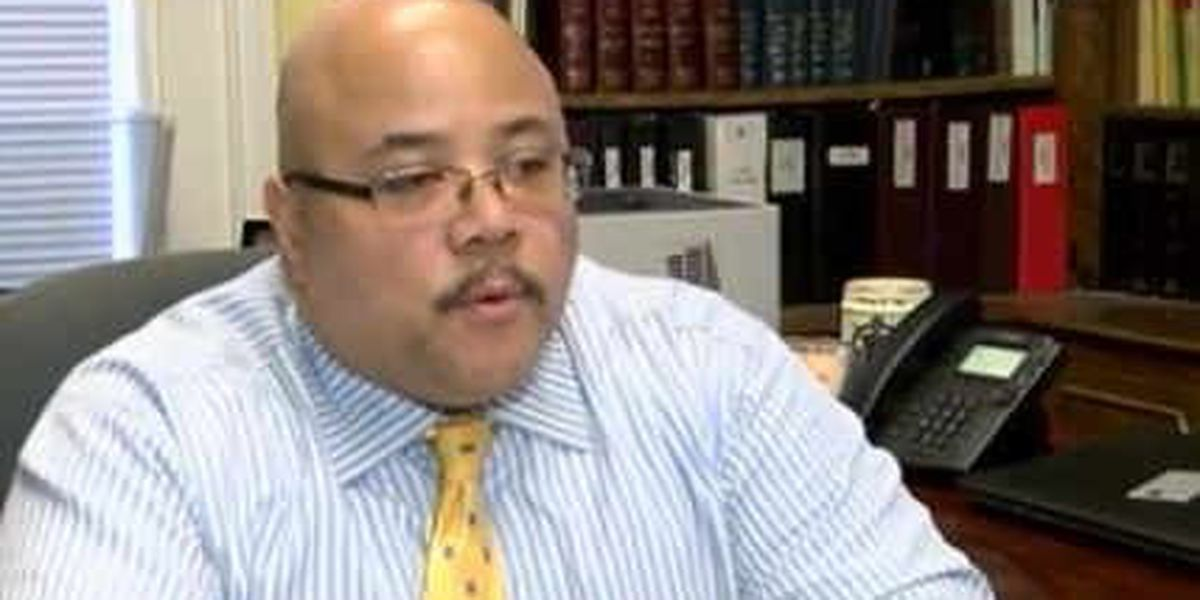 Former Petersburg City Attorney accused of lying about racial threats