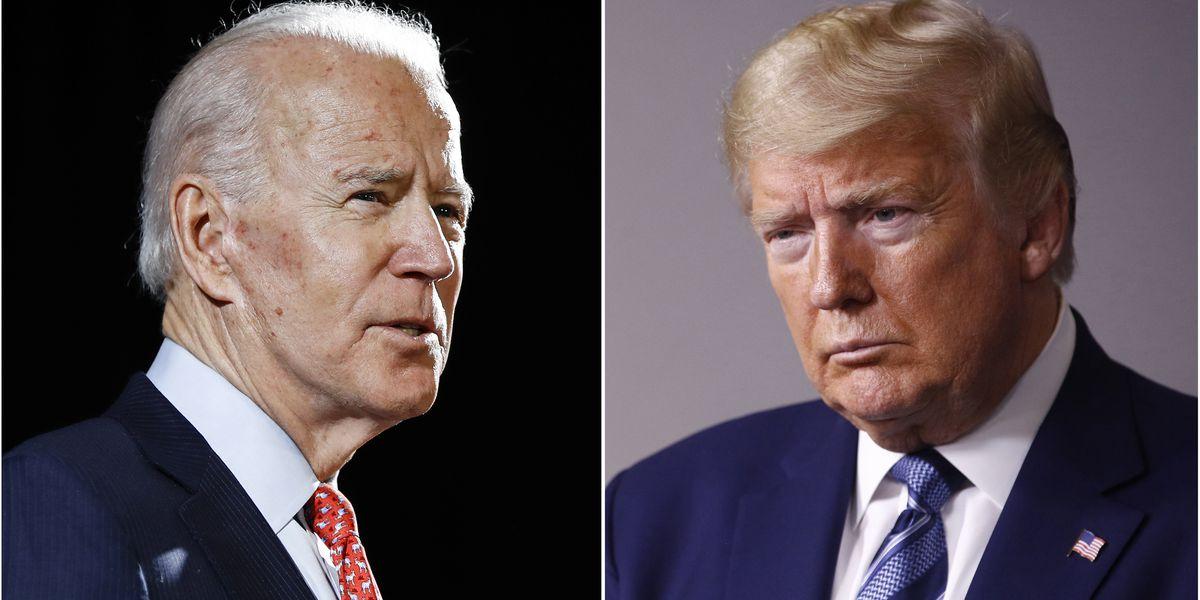 LIVE: Trump, Biden face off in first presidential debate