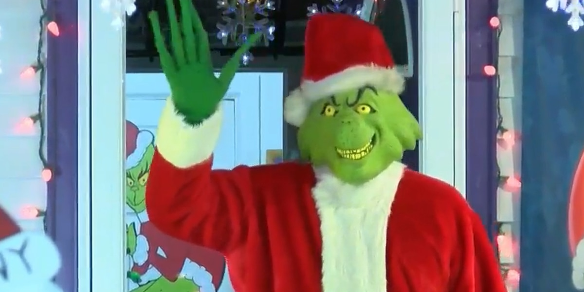 Home of the 'Grinch' celebrates 30 year anniversary