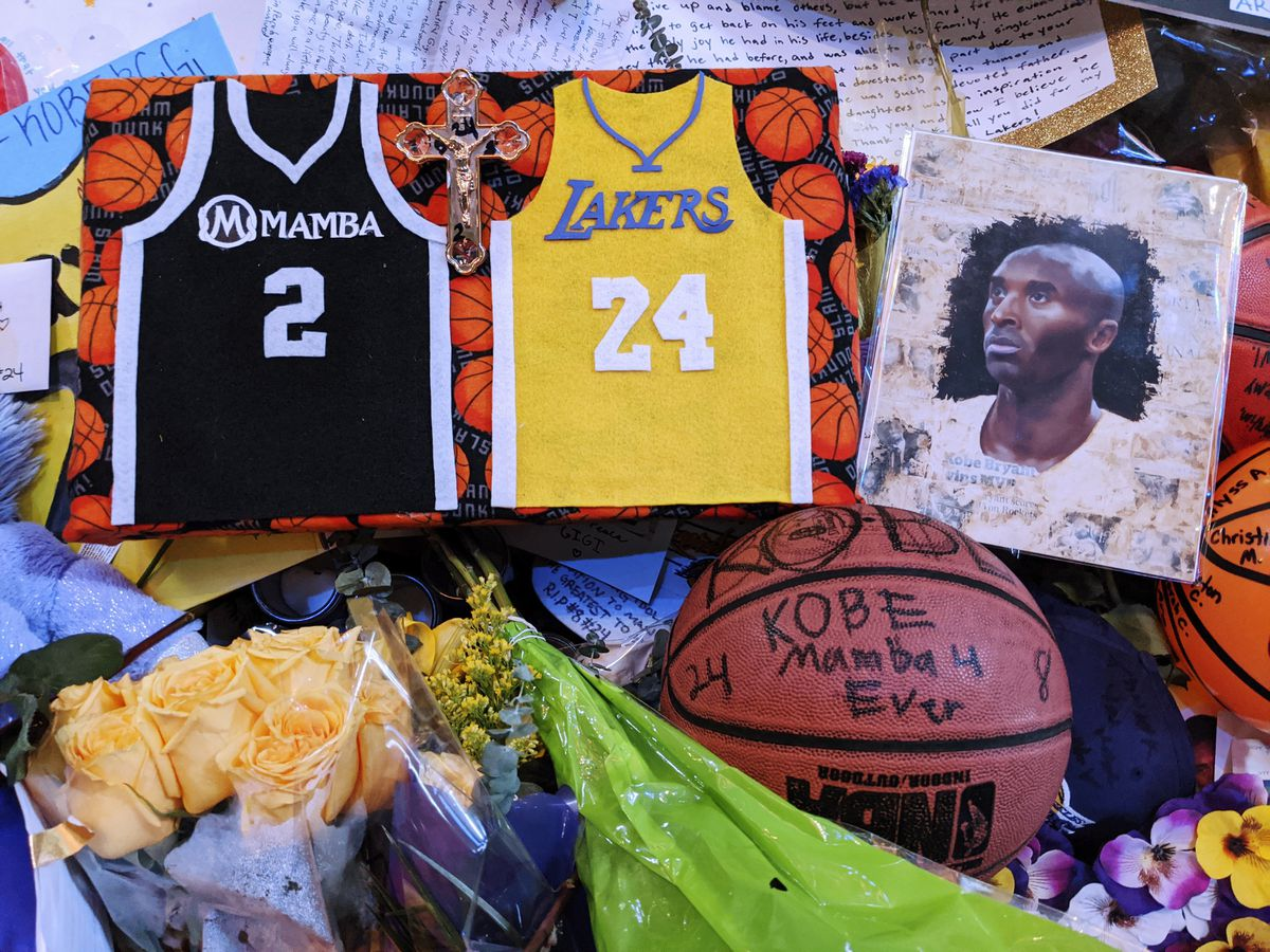 Kobe Bryant honored with celebration of life