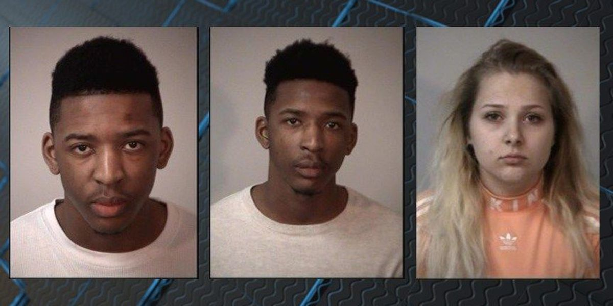 3 arrested after drug-related incident leads to stabbings