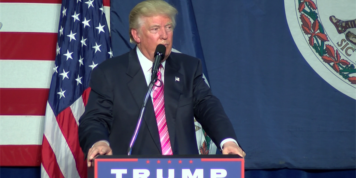 Trump in Virginia: We are 'the Party of Lincoln'