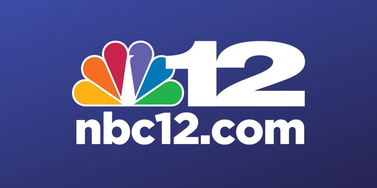 NBC12 WWBT Night Weather