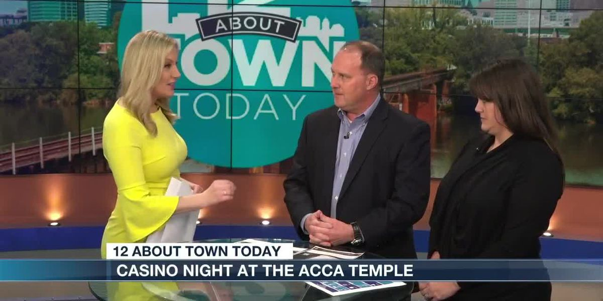 Casino Night at ACCA Temple benefits Hanover Safe Place