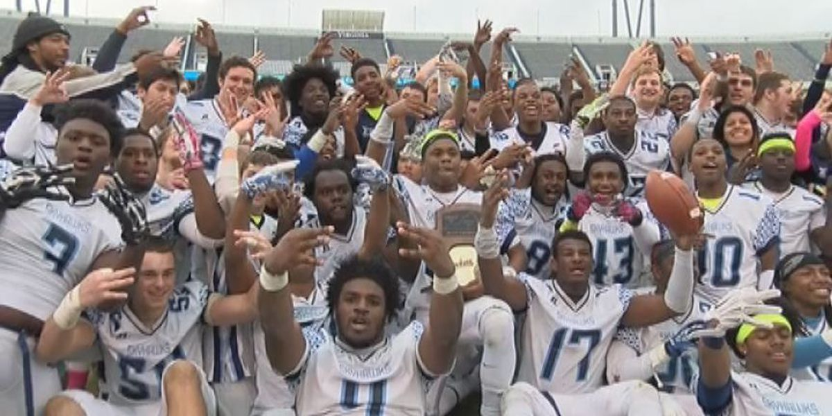 L.C. Bird claims 3rd straight state championship
