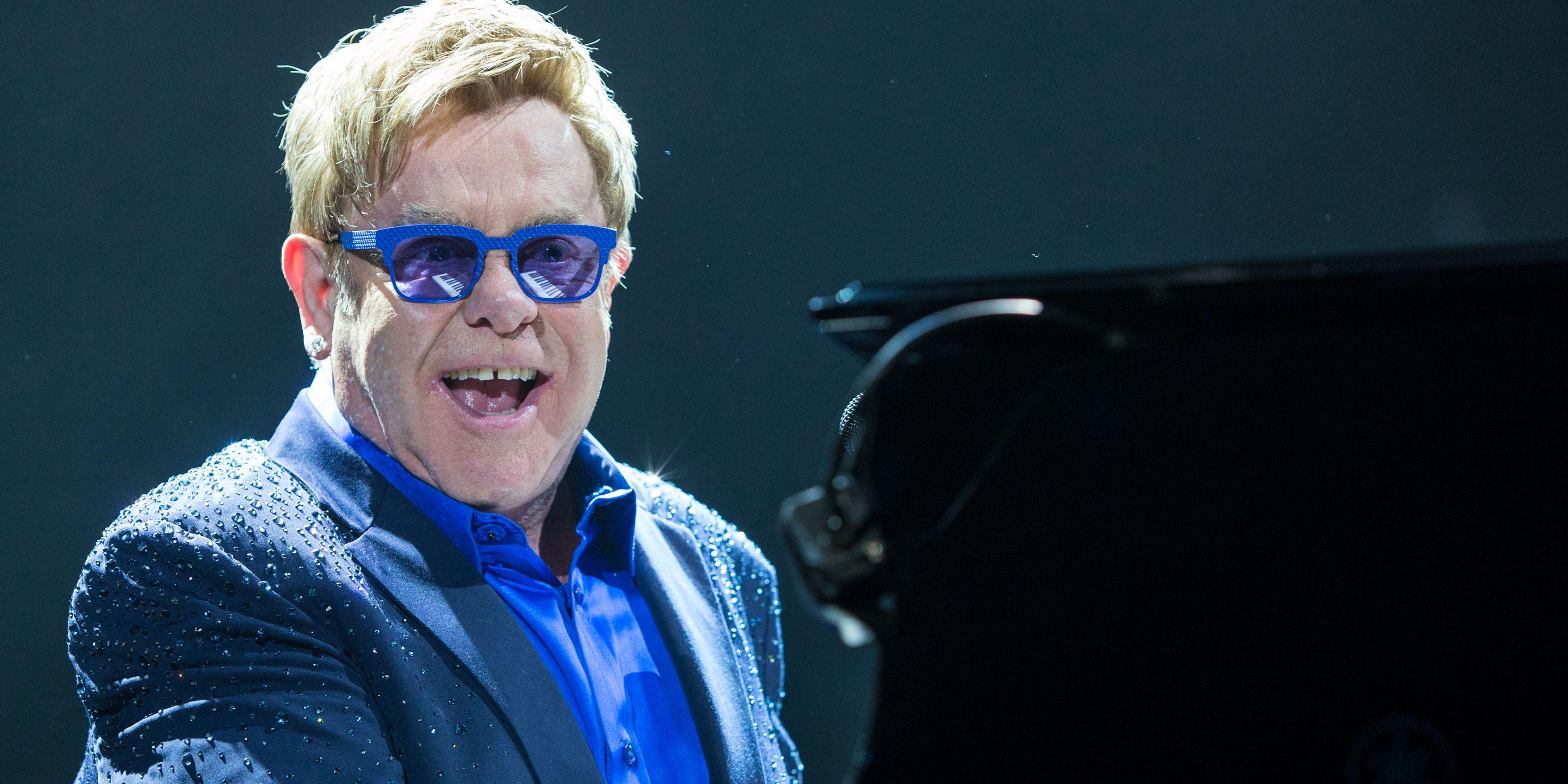 Elton John, Erivo, Menzel, Metz among Oscar performers