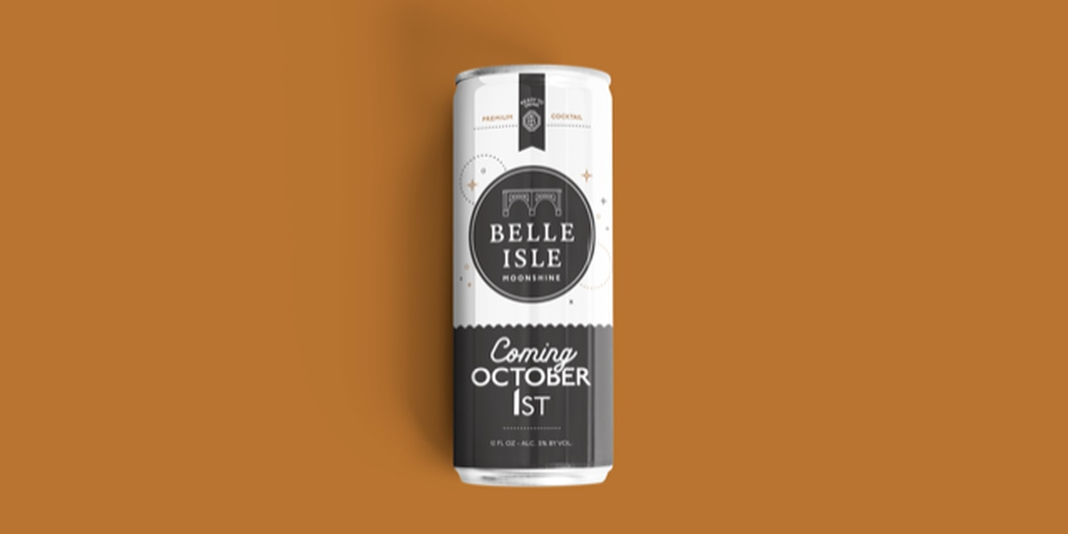 Belle Isle Moonshine releasing canned cocktails in Virginia
