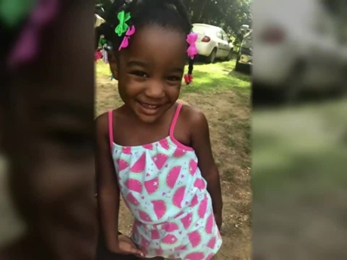 Remains found in Ala. during search for missing Fla. 5-year-old