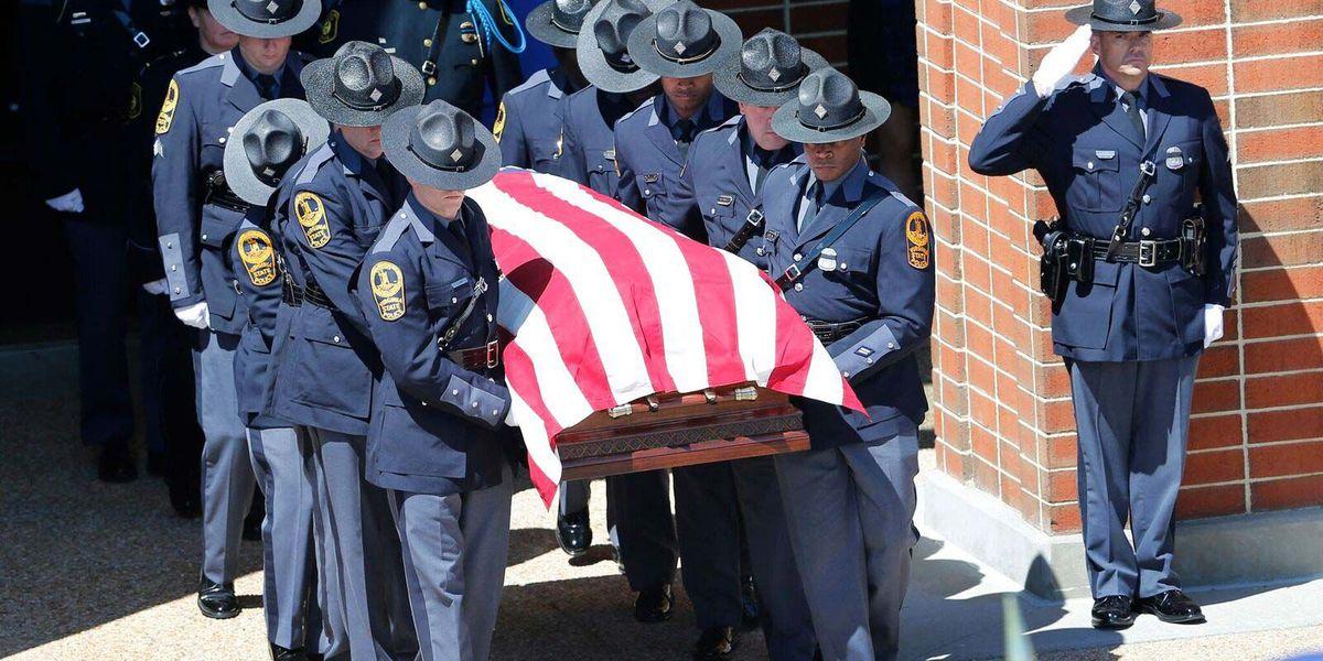 Family of slain Va. State Trooper thanks community for support