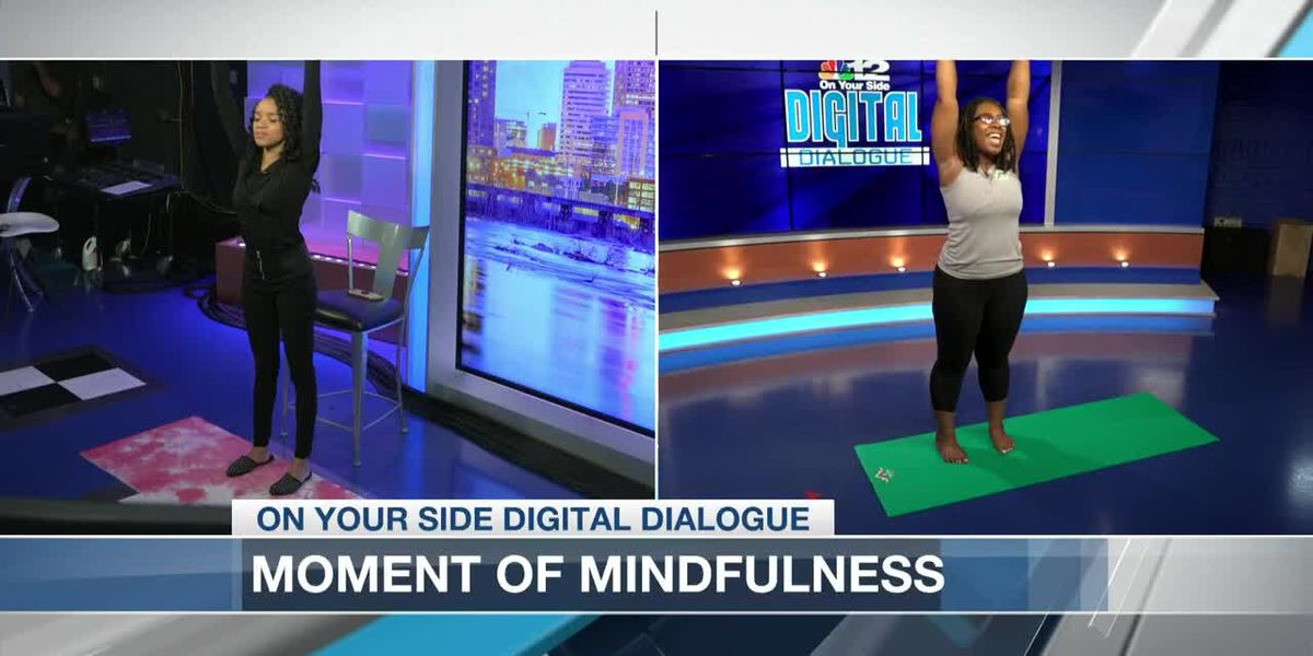 A Moment of Mindfulness: How yoga is helping the community during the pandemic