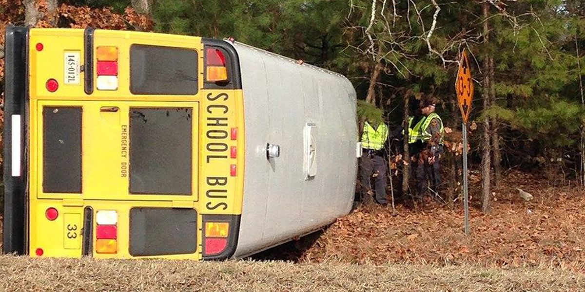 Bus driver placed on leave after 2nd crash injuring Dinwiddie students