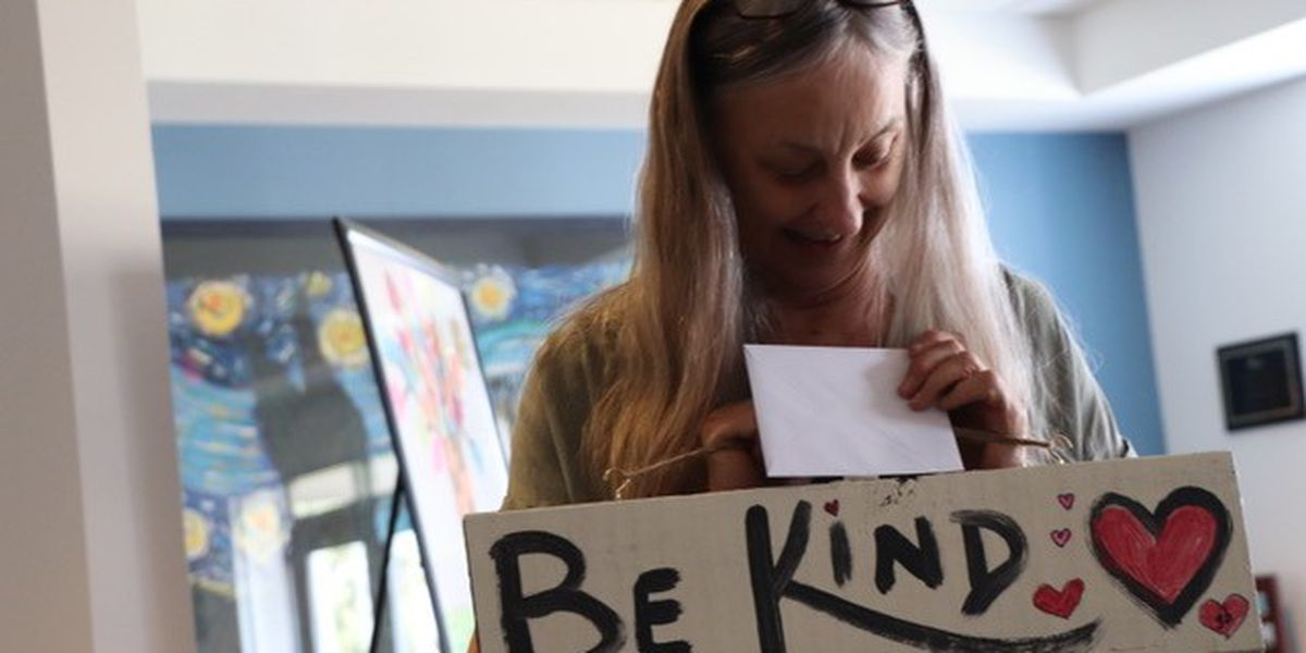 Richmond woman reminds Louisa County students to 'Be Kind'
