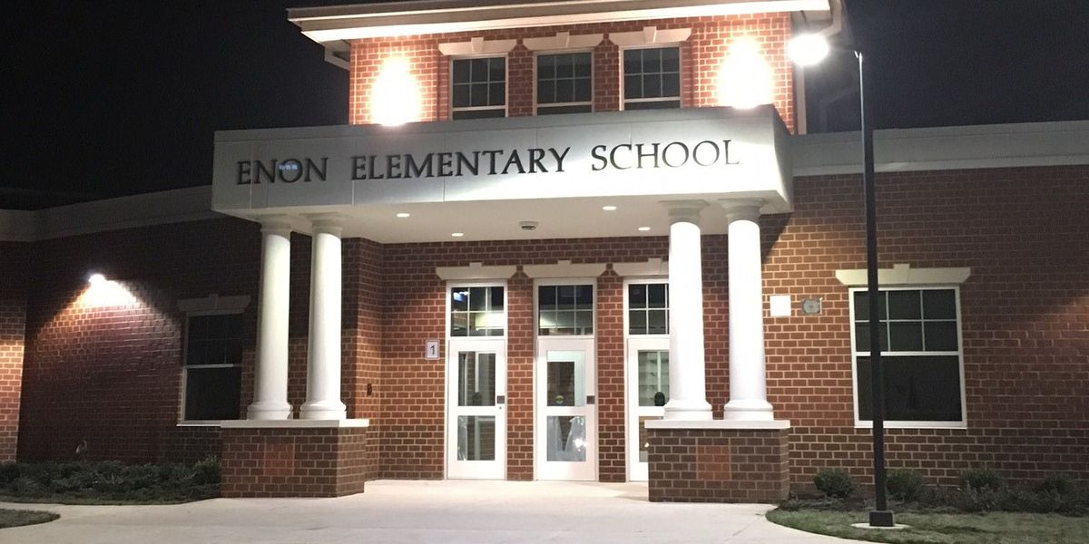 Chesterfield opening new Enon Elementary School