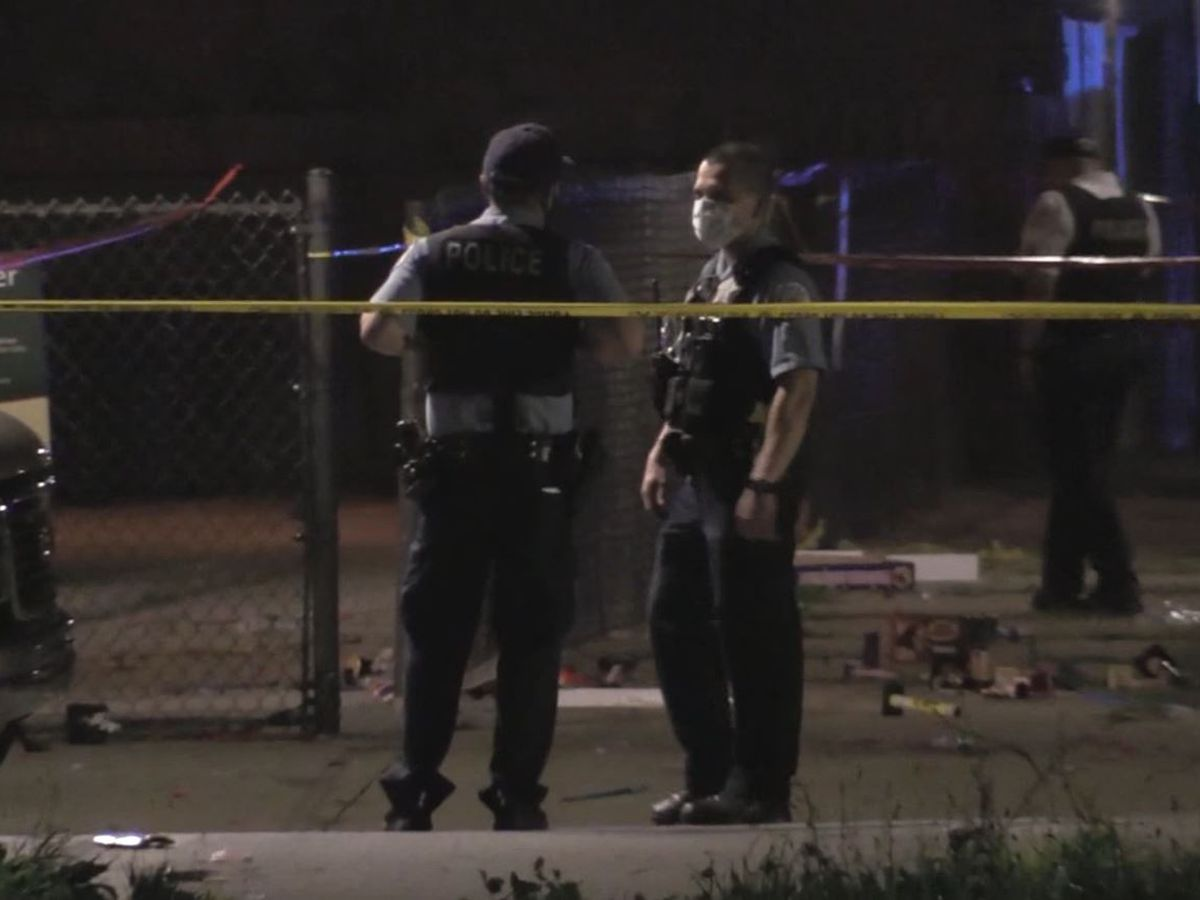 7-year-old girl among 5 killed in July 4 Chicago shootings