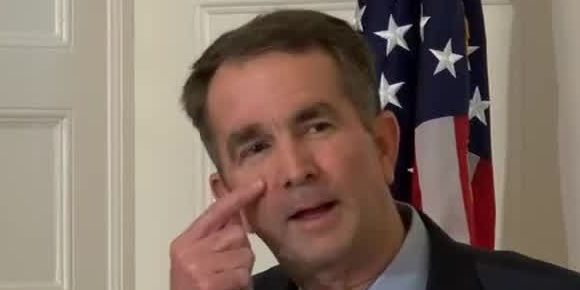 Northam withdraws from VUU 'reconciliation tour' event