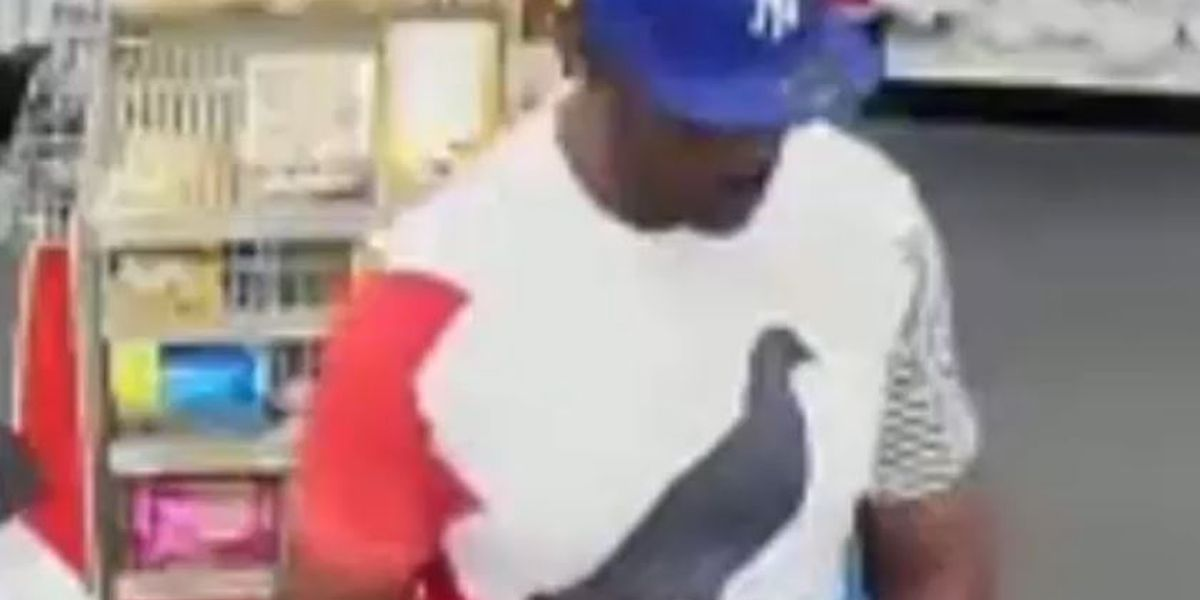 Man wearing shirt with bird silhouette arrested, charged with robbery