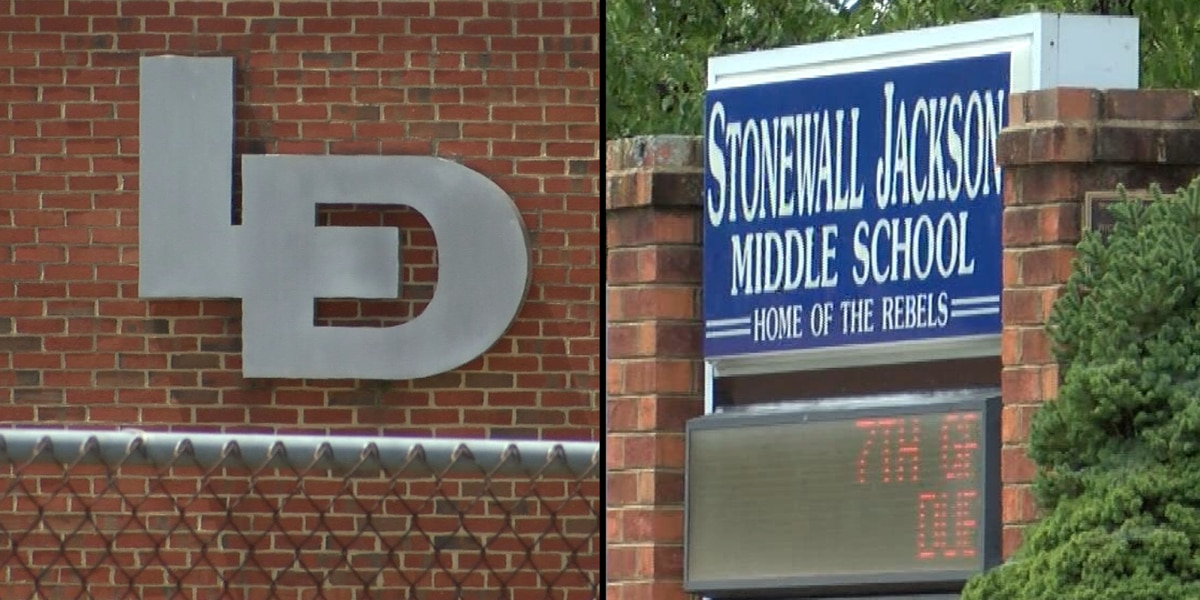 Hanover School Board votes to change names of schools named after Confederate leaders