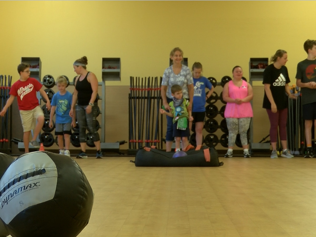 Boot camp teaches inclusive fitness for therapists, families