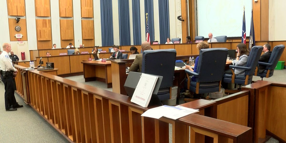 Richmond City Council symbolically votes to ban guns in government buildings, parks