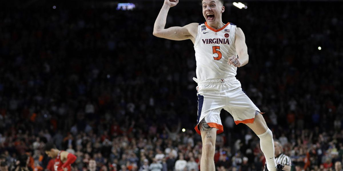 Virginia to celebrate NCAA Championship