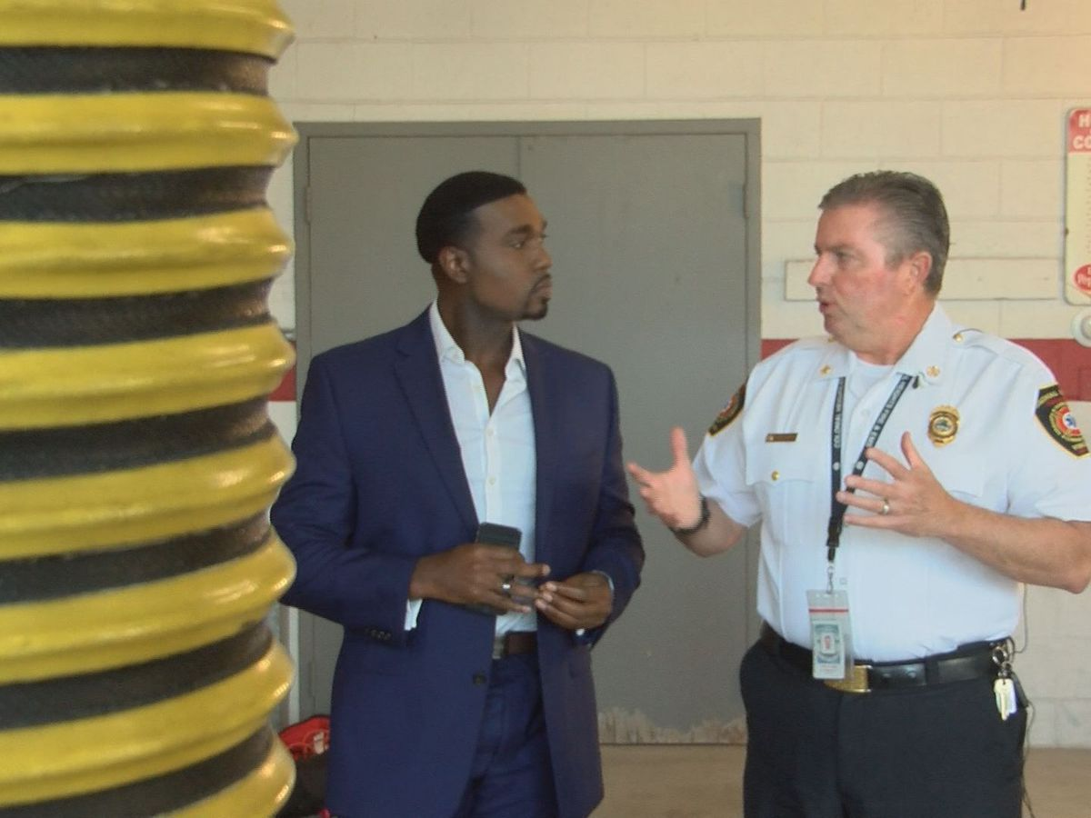 Colonial Heights Fire Department expanding for first time in decade