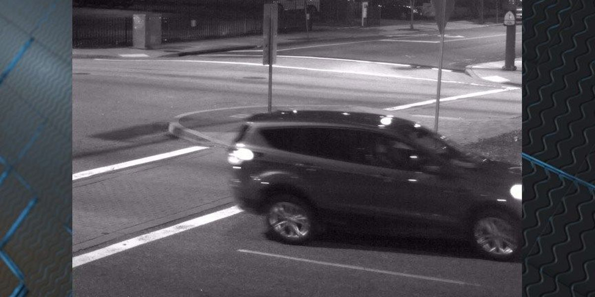VCU police search for suspect involved in hit-and-run