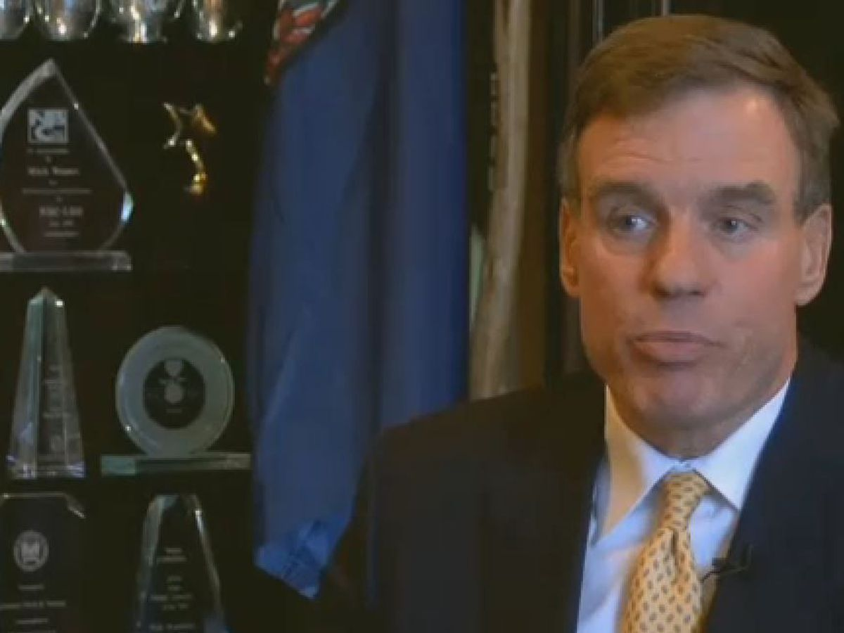 U.S. Senator Mark Warner holding digital town hall about coronavirus