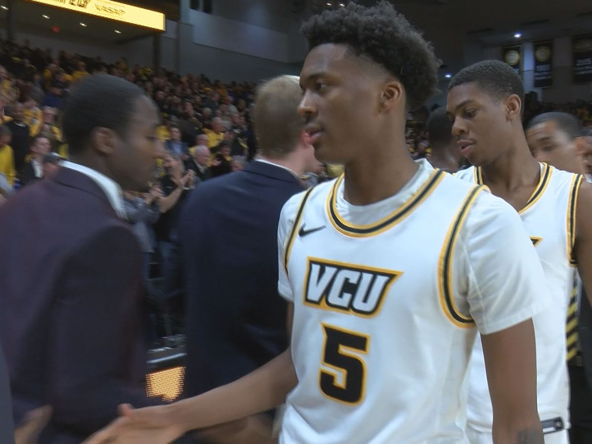 Second half surge powers VCU past Richmond