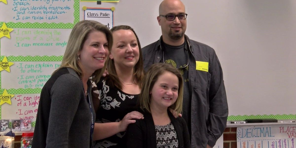 Acts of Kindness: Young leukemia survivor helps kids still battling cancer