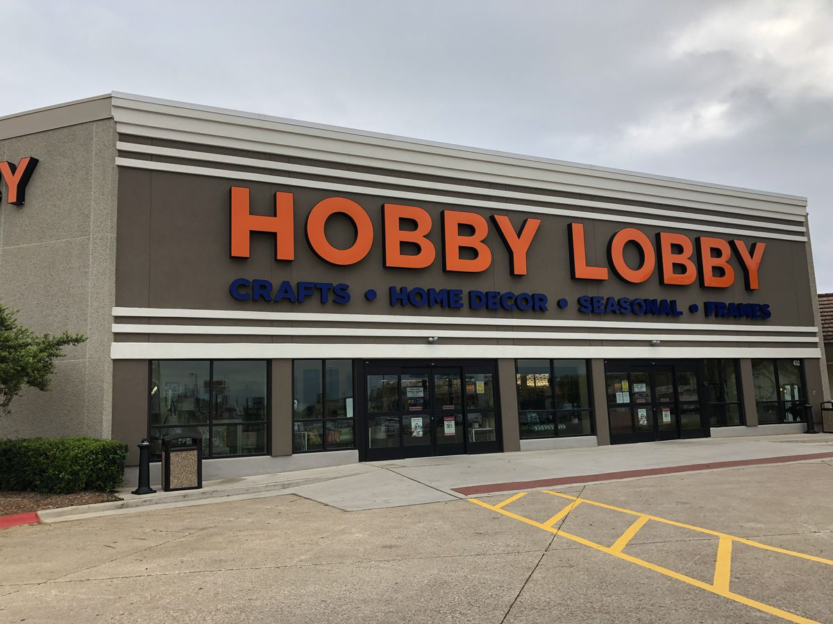 Hobby Lobby closes all store locations