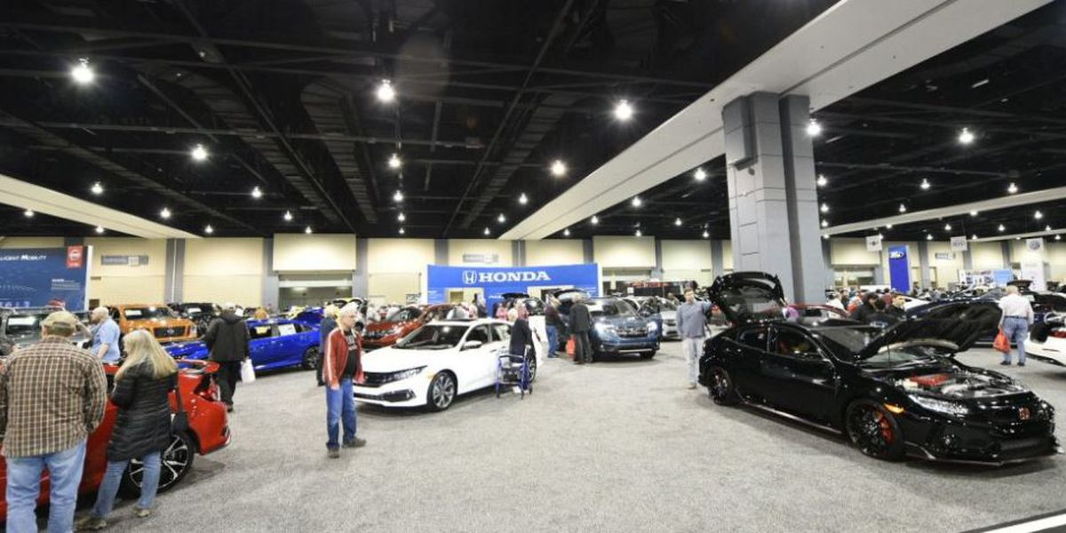 Virginia Auto Show Ticket Giveaway: This contest has ended