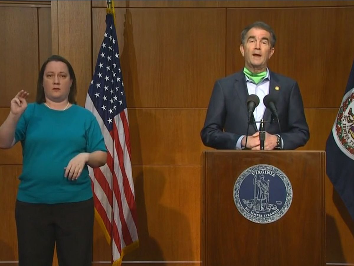 Governor Northam denies Mayor Stoney's request for reopening modifications