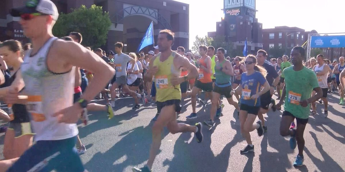 Top finishers announced for Monument Avenue 10K