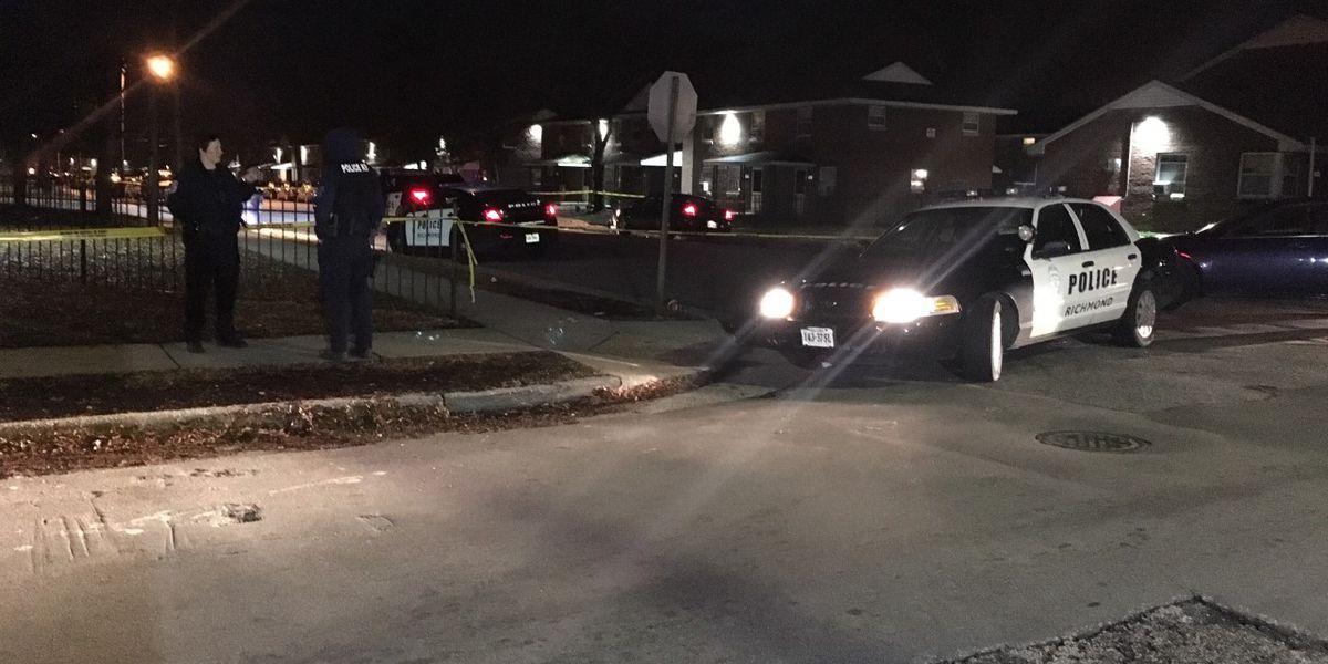 Man injured in shooting in Fairfield Court