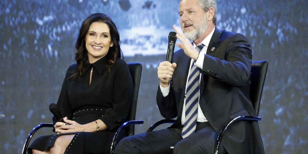 Liberty tells staff to refrain from interacting with Falwell