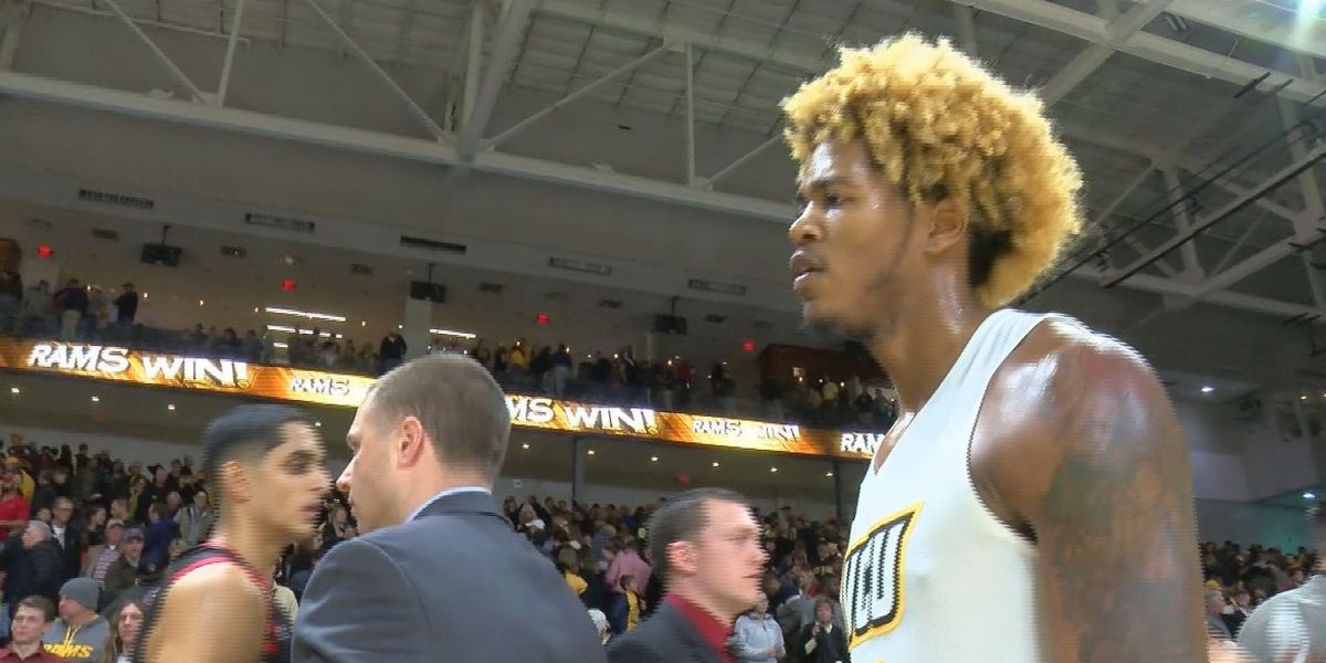 VCU basketball rallies around former Ram Tillman, who lost father