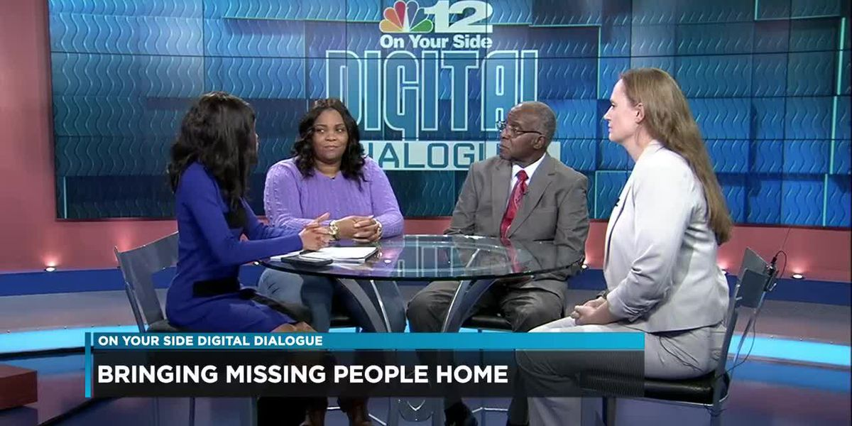 Digital Dialogue: Missing people in Central Virginia