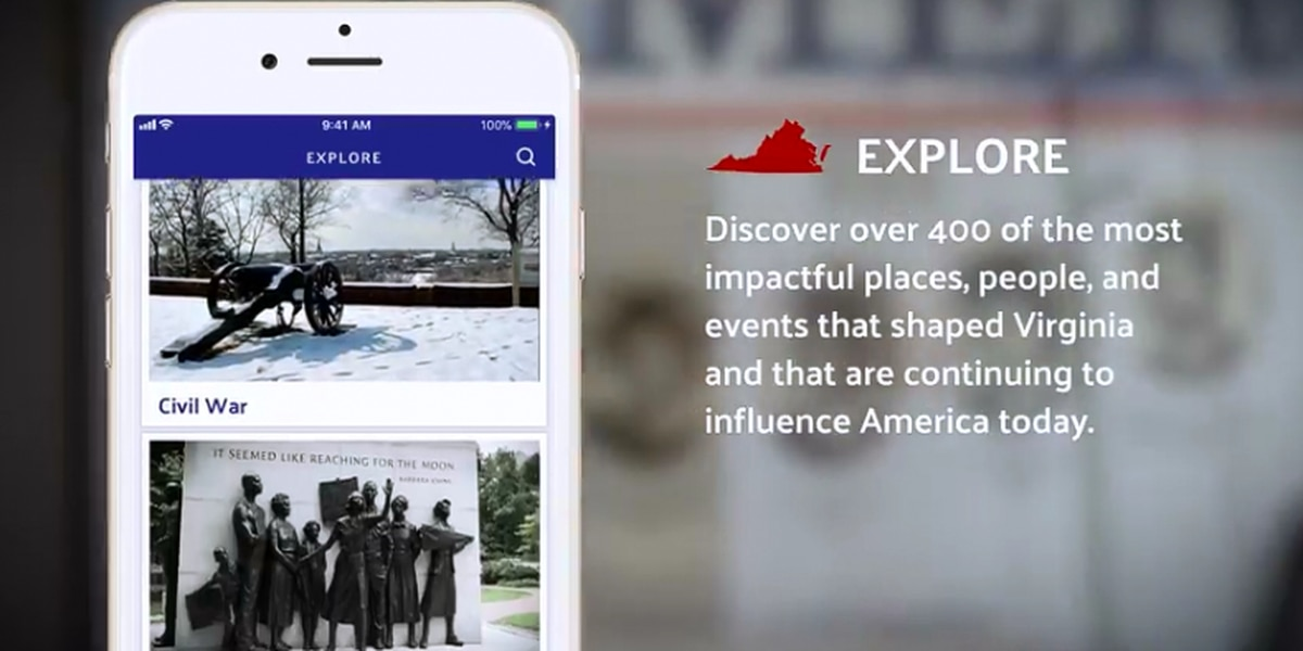 Discover 400 years of history in the palm of your hand