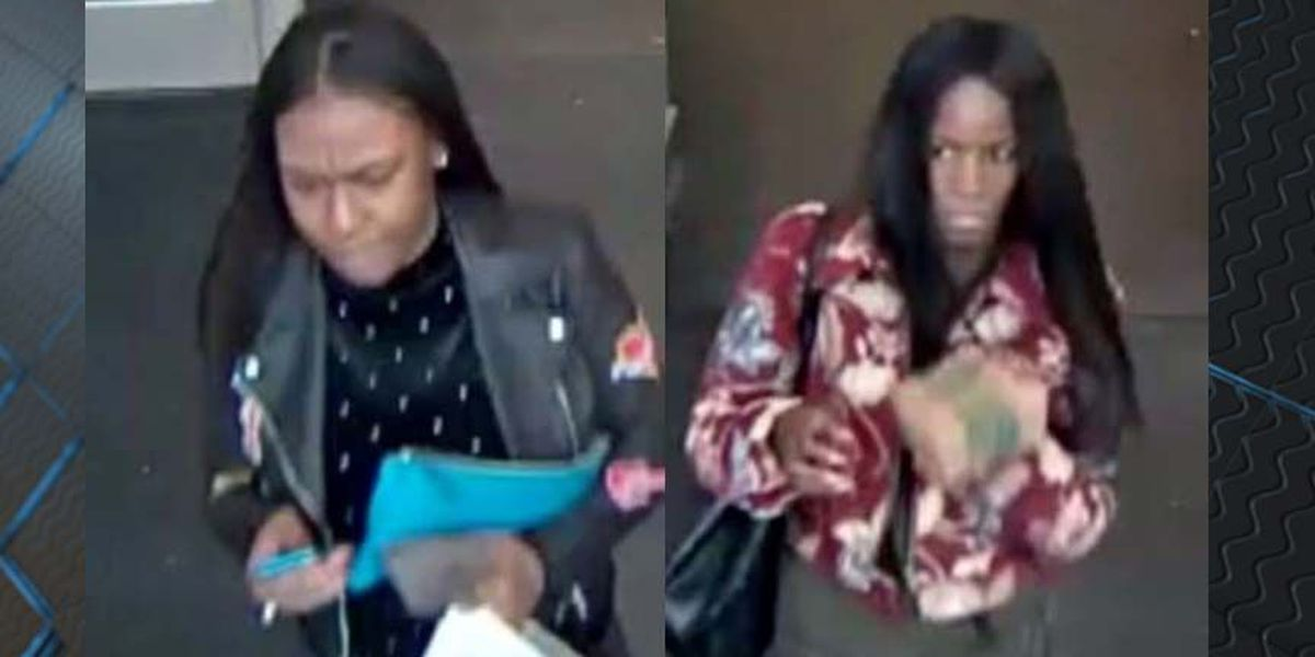 Police searching for 2 women after stolen credit cards used in Henrico