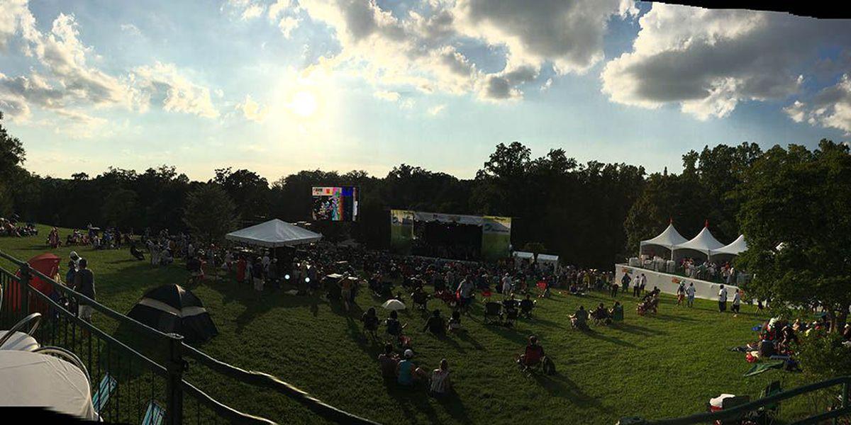Despite hot weather, thousands flock to Richmond Jazz Festival