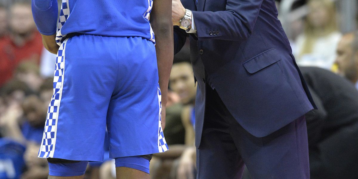 TOP 25 REWIND: No. 16 Kentucky finding a groove for SEC play