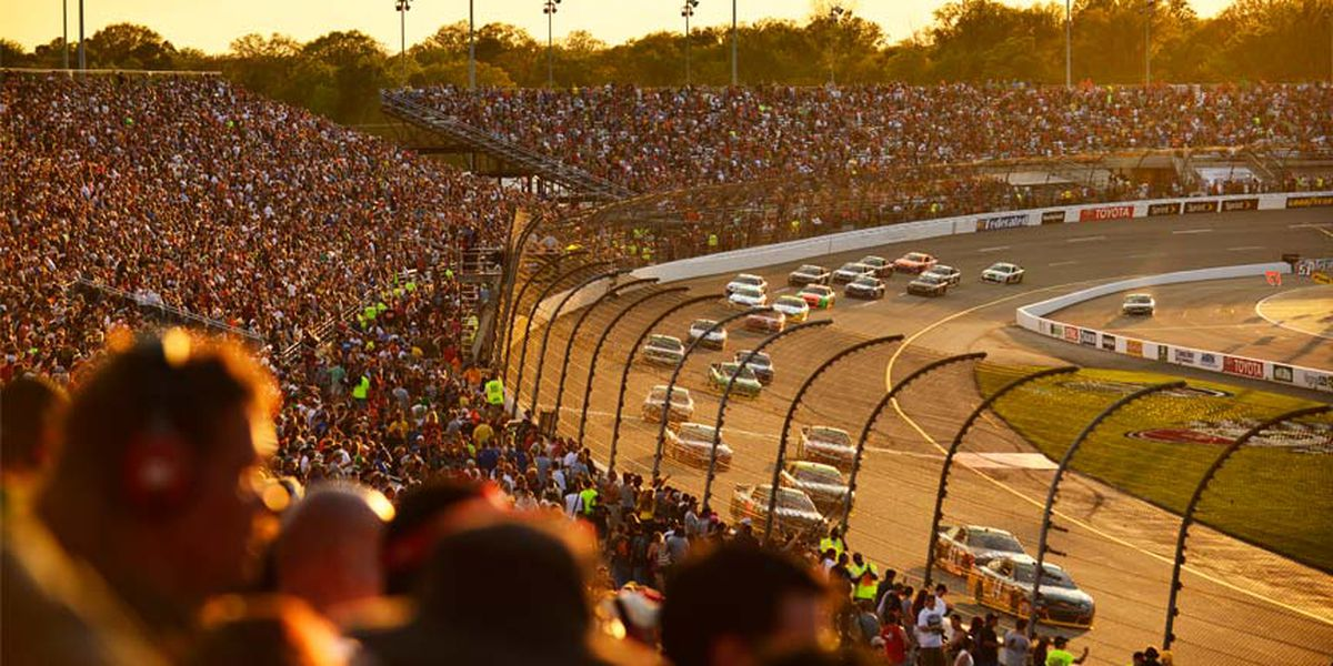 NASCAR bans Confederate flag from properties and events; drivers continue to stand for change